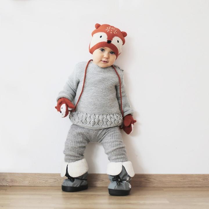 393f08c23 Každý jej produkt je ručne pletený originál, personalizovaný, rastúci a  hodí sa ako praktický a zároveň hodnotý darček pre akékoľvek dieťa.